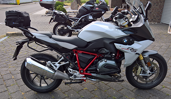 Bmw R 1200 R Rs Lc Jungbluth Sitzbanke